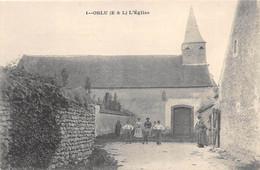 EURE ET LOIR  28  ORLU - L'EGLISE - Autres Communes