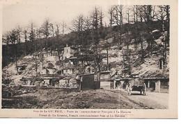 51 - LA HARAZEE - Bois De La Gruerie - Poste De Commandement Français - Autres Communes