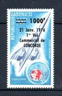 W-10 Gabon  PA N° 173 **  Thématique Concorde  A Saisir !!! - Gabon (1960-...)