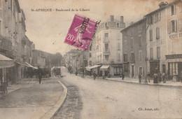 SAINT AFFRIQUE  Boulevard De La Liberté - Saint Affrique