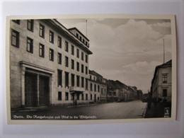 ALLEMAGNE - BERLIN - Die Reichskanzlei Und Blick In Die Wilhelmstrasse - Andere