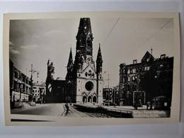 ALLEMAGNE - BERLIN - Kaiser-Wilhelm-Gedächtnis-Kirche - Andere