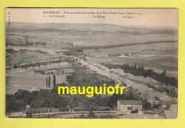52 HAUTE MARNE / BOURMONT / VUES PANORAMIQUES PRISES DE LA TOUR NOTRE-DAME / 1913 - Bourmont