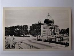 ALLEMAGNE - BERLIN - Schloss En 1945 - Andere