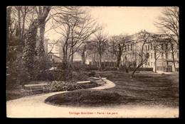 75 - PARIS 6EME - COLLEGE STANISLAS - LE PARC - District 06