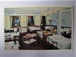 """SUISSE - JURA - DELEMONT - Hôtel """"La Bonne Auberge"""" - Le Restaurant - JU Jura"""