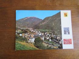 N°4724 VALLS D'ANDORRA - ANDORRA LA VELLA - Vue Générale - Andorre