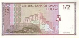 Oman P.33 1/2 Rial 1995 Unc - Oman