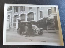 Combloux Hotel Plm Automobile Renault NN 1924 - Combloux
