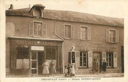 GRENEVILLE MAISON SAMSON SAGOT CAFE DE L'ESPERANCE - Other Municipalities
