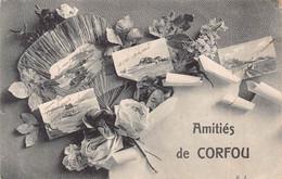 CORFOU- ( GRECE ) Amities De ... - Grèce