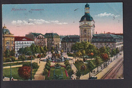 D24 /   Mannheim Paradeplatz 1924 - Unclassified