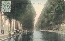 H1108 - NEUILLY SUR MARNE - D93 - Le Canal De Chelles - Neuilly Sur Marne