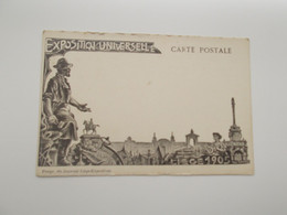 LIEGE: Exposition Universelle 1905 - Liege