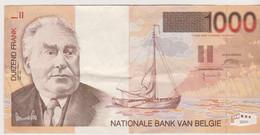 1000 Frank Permeke - 1000 Francs