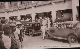 16520 IVOIRE  ABIDJAN       NON   ECRITE - Monde