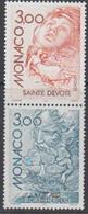 Europa Monaco Yv 2104/5  MNH Neufs** - - 1997