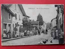 EURVILLE   RUE DU CHAMP BAUDESSON - Andere Gemeenten