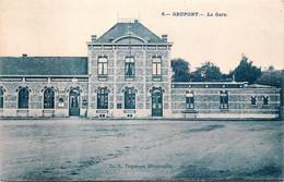 Belgique - Tellin - Grupont - La Gare - Tellin