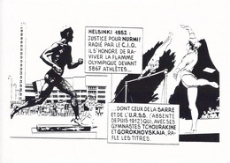 France Modern Postcards: The Hitory Of The Modern Olympic Games - Mint (DD26-55) - Olympic Games