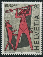 Europa Suisse Yv 1543  MNH Neufs** - - 1997