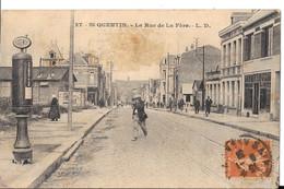 CP DE L'AISNE SAINT-QUENTIN - Saint Quentin