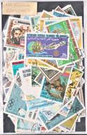 Lot De 124 Timbres  Oblitérés Et Différents Des Comores - Kilowaar (max. 999 Zegels)