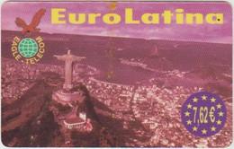 STATUE - FRANCE - PREPAID - JESUS STATUE - RIO DE JANEIRO BRAZIL - Non Classificati