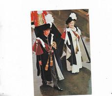 Le Prince Charles Et La Reine Mere - Royal Families