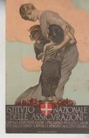 PUBBLICITARIA ISTITUTO NAZIONALE DELLE ASSICURAZIONI INA  1916 - Pubblicitari