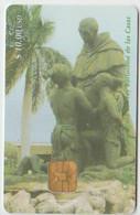 STATUE - CUBA 01 - BARTOLOMÉ DE LAS CASAS - 40.000EX. - Unclassified