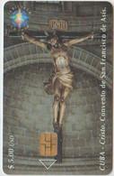 STATUE - CUBA 03 - JESUS - 30.000EX. - Unclassified