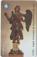 STATUE - CUBA 04 - ANGEL - 30.000EX. - Unclassified