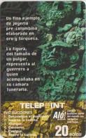 STATUE - PERU 01 - SIPAN - 20 SOLES - Unclassified
