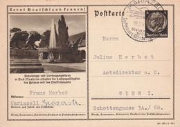 ALLEMAGNE 1941   ENTIER POSTAL/GANZSACHE/POSTAL STATIONERY CARTE ILLUSTREE DE MARIAZELL - Ganzsachen