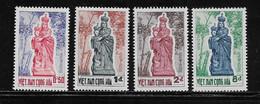 VIET-NAM DU SUD ( VIET - 133 )  1962  N° YVERT ET TELLIER   N° 196/199   N** - Vietnam
