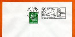 83 MONS  SES RETABLES      1971 Lettre Entière N° JK 769 - Mechanical Postmarks (Advertisement)