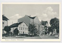 AK Um 1960 Viktoriastraße Minden - Minden
