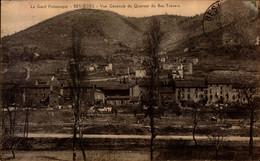 30 Béssèges - Vue Générale Du Quartier Du Bas Travers - Sonstige Gemeinden