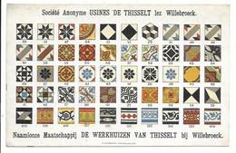 Tisselt - Naamlooze Maatschappij De Werkhuizen Van Thisselt Bij Willebroeck. - Willebroek