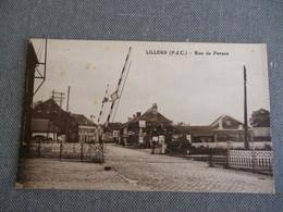Lillers   Rue De Pernes - Lillers