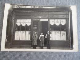 Carte Photo   Restaurant Café   Alphonse Leroy - A Identifier