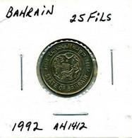Bahrain 1992 - 25 Fils - Bahrain