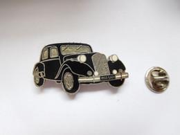 Beau Pin's En EGF , Auto Citroën Traction , Signé Segalen Collection - Citroën
