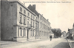 Pont-à-Chin-lez-Tournai - Pensionnat Des Soeurs De Ste-Thérèse - Façade Extérieure - Tournai