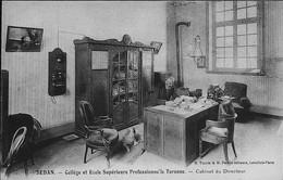SEDAN .--  Collège Et Ecole Supérieure Professionnelle Turenne - Cabinet Du Directeur - Sedan