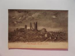 NEAUPHLE LE CHATEAU  Vieux Neauphle Vers 1604 - Neauphle Le Chateau
