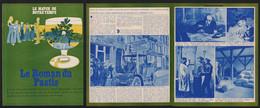 Reportage Papier 8 Pages Années 70 BOISSON Le Roman Du Pastis Histoire Pernod Ricard Absinthe - Publicités