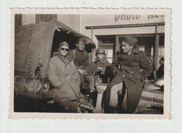 WW2 -- PHOTO DE SOLDATS DE LA 2°D.I.M  1944  -- LIBERATION - 1939-45