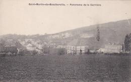 76 Saint Martin De Boscherville. Panorama De La Carriere - Saint-Martin-de-Boscherville